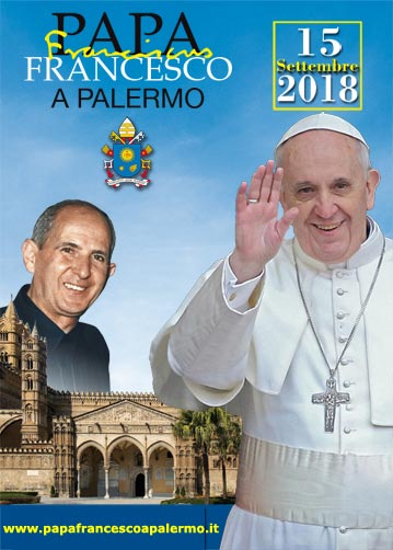 Visita del Santo Padre Francesco a Palermo