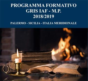 Programma formativo GRIS IAF - M.P. 2018/2019